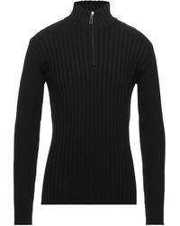 Armani Jeans Col roulé - Noir