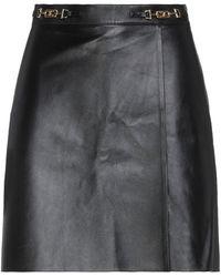 Celine Midi Skirt - Black