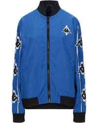 Marcelo Burlon Jacket - Blue