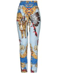 Versace Casual Trousers - Blue