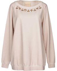 Erika Cavallini Semi Couture - Sweatshirts - Lyst
