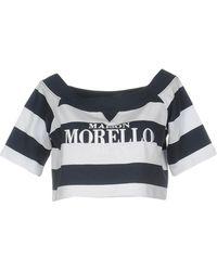 Frankie Morello Sweatshirt - Blue