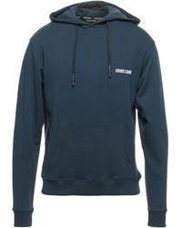 Roberto Cavalli Sweatshirt - Blue