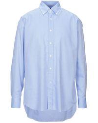 Bagutta Shirt - Blue