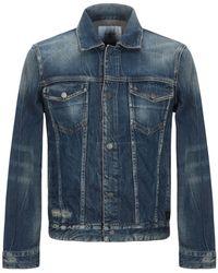 Dondup Capospalla jeans - Blu