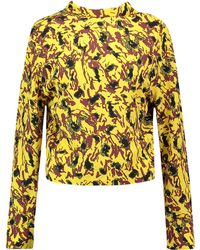 Marni Suit Jacket - Yellow