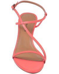Pura López Sandals - Pink