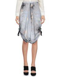 Giorgio Armani - 3/4-length Shorts - Lyst