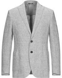 Tonello Suit Jacket - White