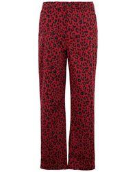 Vans Casual Trouser - Red