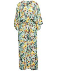 813 Ottotredici Long Dress - Multicolour
