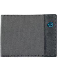 Piquadro Wallet - Grey
