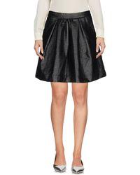 Replay - Mini Skirt - Lyst