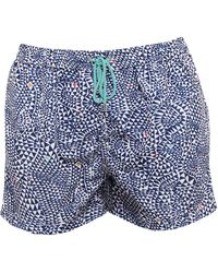 Paul Smith Swimming Trunks - Blue