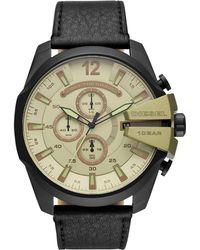 DIESEL Armbanduhr - Schwarz