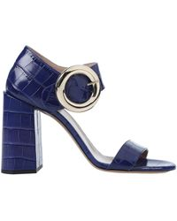 Mulberry Sandals - Blue