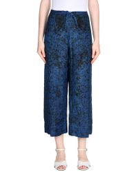 Dosa - 3/4-length Trousers - Lyst
