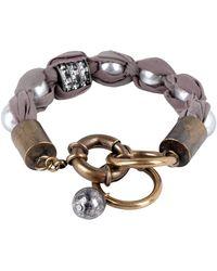 Lanvin Bracelet - Metallic