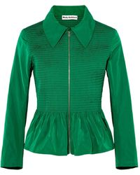 Molly Goddard Suit Jacket - Green