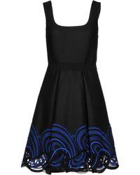 Maria Grazia Severi Short Dress - Black