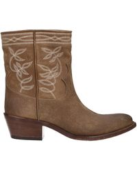 Sartore Ankle Boots - Brown
