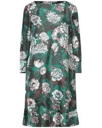 Windsor. Short Dress - Green