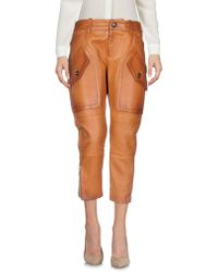 DSquared² 3/4-length Short - Brown