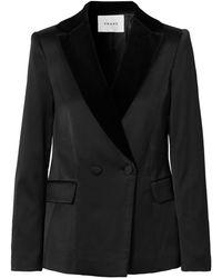 FRAME Suit Jacket - Black