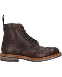 Tricker's Ankle Boots - Brown