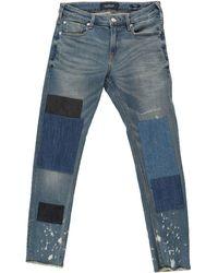 Scotch & Soda Pantaloni jeans - Blu