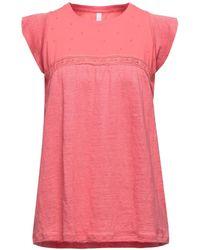 Sun 68 - T-shirt - Lyst