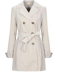 Naf Naf Overcoat - Natural