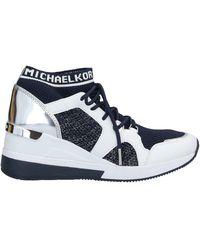 MICHAEL Michael Kors Sneakers & Tennis montantes - Blanc