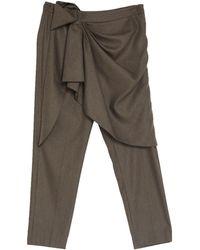 Stella Jean Pantalone - Multicolore