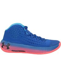 Under Armour High-tops & Sneakers - Blue