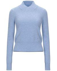 Victoria Beckham Pullover - Blau