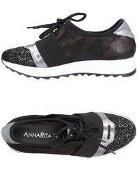 Annarita N. Sneakers - Nero