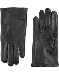SELECTED Gloves - Black