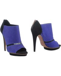 DARYN MOORE - Shoe Boots - Lyst