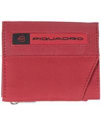 Piquadro Brieftasche - Rot