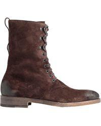 Missoni Knee Boots - Brown
