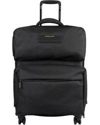 Mandarina Duck Wheeled Luggage - Black