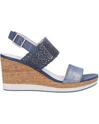 Lumberjack Sandale - Blau