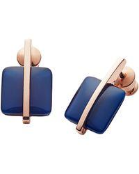 Skagen Earrings - Blue