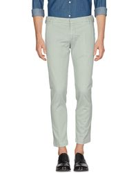 Entre Amis Casual Trouser - Gray