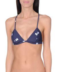 Zoe Karssen Bikini Top - Blue