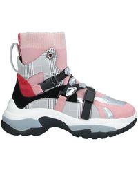 Pokemaoke Trainers - Pink
