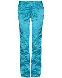 Nolita Casual Trousers - Blue