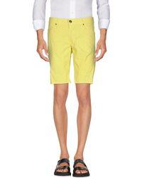 Jeckerson Shorts & Bermuda Shorts - Yellow