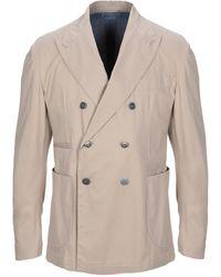 John Sheep Suit Jacket - Natural
